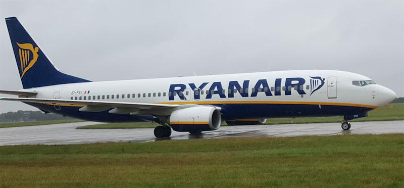 RyanAir niski aerodrom