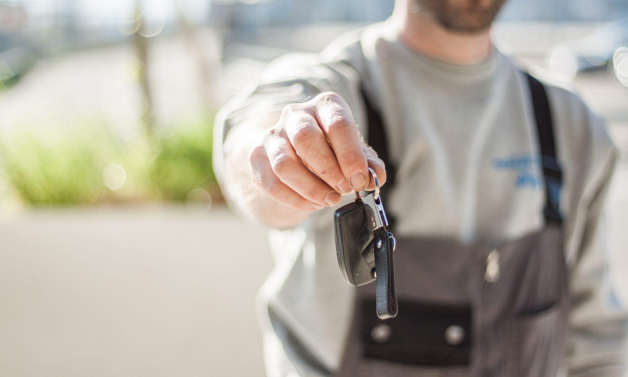 Ključ za automobil
